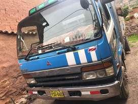 Vendo camion fuso año 94