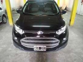 Ford ecosport 42000km versión SE año 2014 full único dueño espectacular estado sin detalles ídem 0km permuto cuotas fija