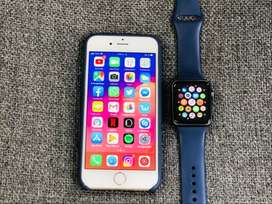 Combo Iphone 6s 64 Gb Apple Watch 42 mm