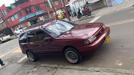 Vendo nissan ad wagon modelo 1996 full inyeccion
