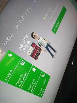 Vendo Mi Xbox 360 Edición Especial