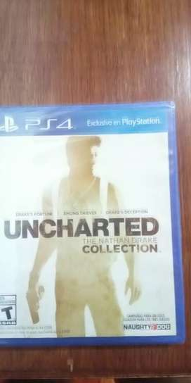 Uncharted The Nathan Drake. Collection