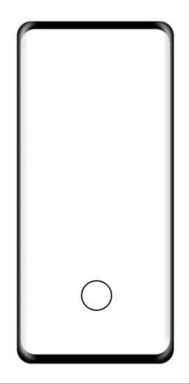 Vidrio Templado Samsung S20 / S20 Plus / S20 Ultra Full Glue