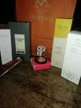 Productos Natura en stock