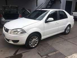 Fiat siena 1.6 16v el - gnc