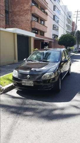 Renault Logan 2012, 1.4L, A/C