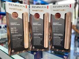 Remington keratina y Argán profesional