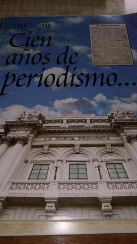 CIEN AÑOS DE PERIODISMO