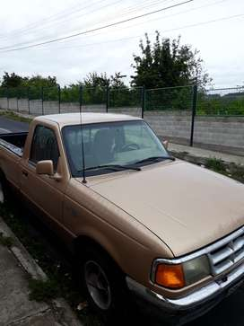 FORD RANGER  XLT 93 FLAMANTE