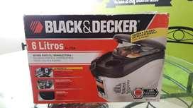 Heladera Portátil Black &Decker