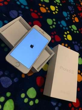 Iphone 6s 64 g excelente estado