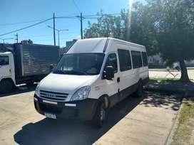 Vendo iveco daily minibus