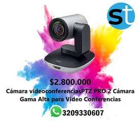 CAMARA VIDEOCONFERENCIA PTZ PRO 2 CAMARA GAMA ALTA PARA VIDEO CONFERENCIAS