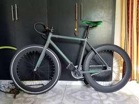 Bicicleta GW fixie