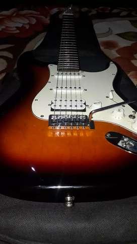Guitarra eléctrica Eclay