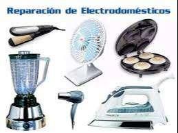 REPARACION DE ELECTRODOMESTICOS EN GRAL.