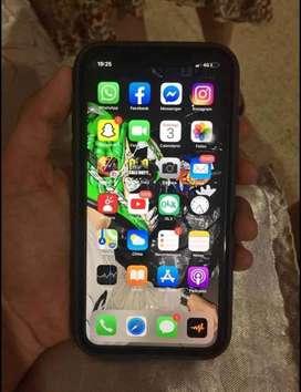 Iphone Xr caja y accesorios