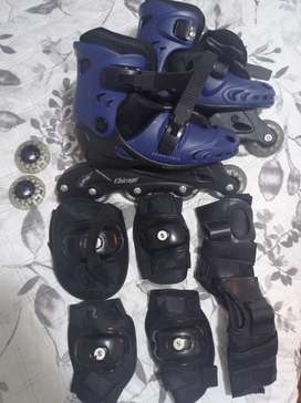 Patines marca Chicago