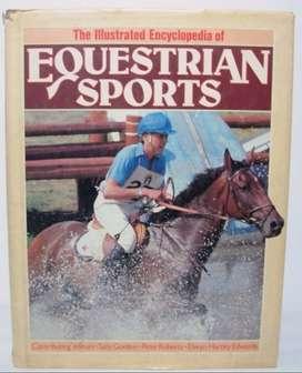 The Illustrated Encyclopedia Equestrian Sports  no envio