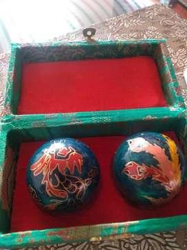 Bolas en Porcelana China Original