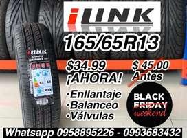 Llantas 165 65 R13 I Link