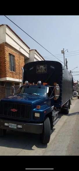 Camion kodiak