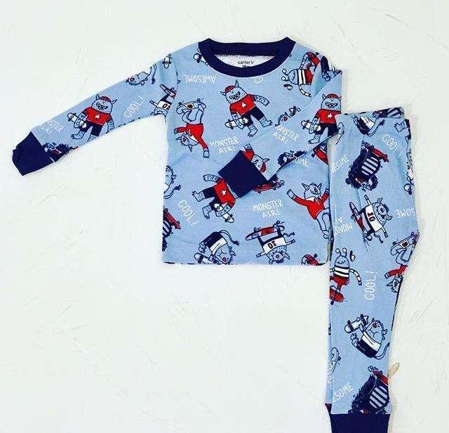 Pijamas Carters Bebe para estrenar 0