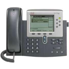 Teléfono IP de Comunicaciones Unificadas de Cisco 7962G