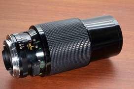 Lente Vivitar 70-210 F3.5 Apertura Fija-muy Luminoso