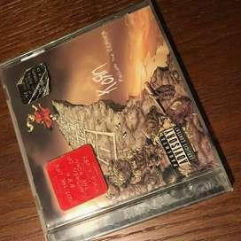 VENDO CD ORIGINAL KORN RED HOT CHILI PEPPERS
