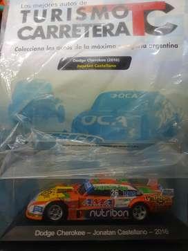 Dodge Cherokee Castellano TC Colección