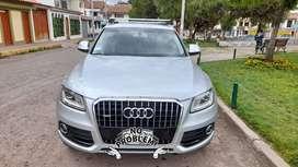 Audi Q5.  2014