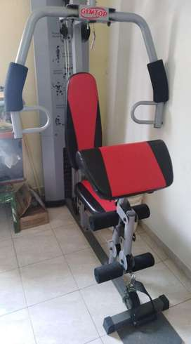 Oferta fin de semana, Vendo Multifuncional Gym Top