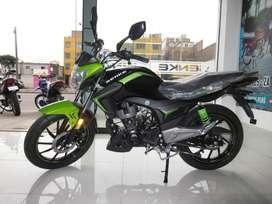MOTO SENKE SK150-X 2020 desde