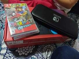 Nintendo Switch 3 Meses de Uso