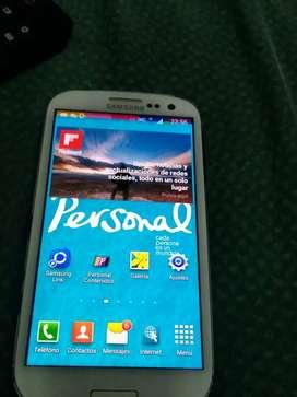 Samsung S3 seminuevo y libre