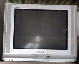 Televisor CRT marca Samsung