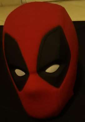 Mascara Disfraz Deadpool Original