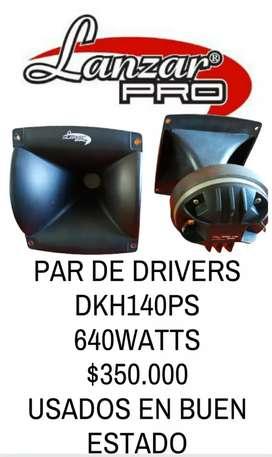 Drivers lanzar pro dkh140ps