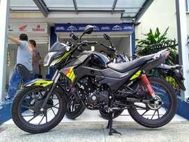Honda CB125F max modelo 2019 ¡cómo nueva! Recibimos tu usada