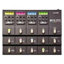 Pedal de Guitarra Eléctrica Line 6 M13 Stompbox Modeler