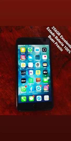 Se vende iphone 7plus excelente estado buen precio