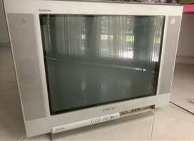 Televisor sony antiguo