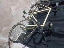 Vendo bici media carrera con cambios