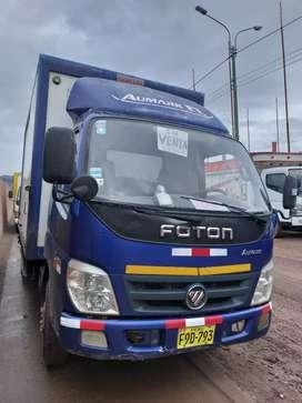 Vendo camion foton 4tn