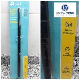 Antena 2,4 Ghz 8 Dbi. Indoor. Onmidireccional. Tp-Link