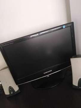 Vendo pantalla de computador poco uso