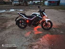 Moto Tundra GT 200 Venom