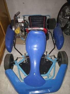 Karting de competición