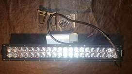 Barra de led 120 w 56 cm 12 volt